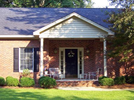 suburban: single  home in beautiful retirement community