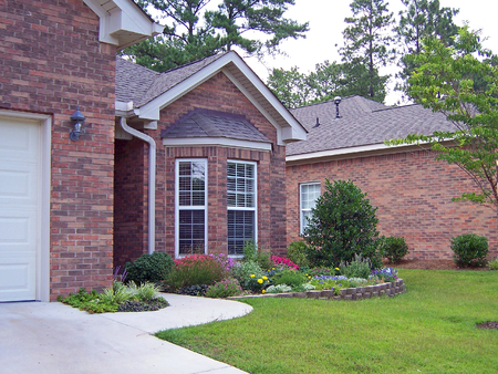 suburban: single  home in beautiful retirement community