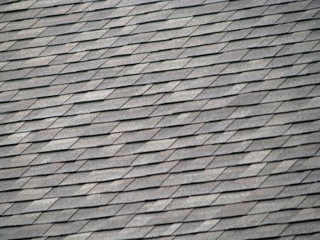 지붕에 회색 사각형 대상 포진 배경 스톡 콘텐츠