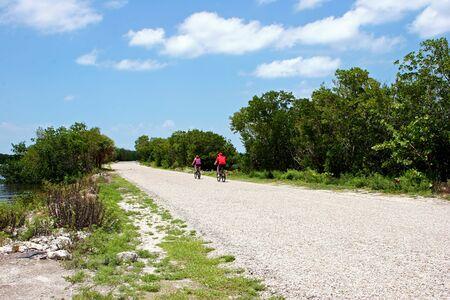 ding: Bicycling Ding Darling Wildlife Refuge Sanibel Florida