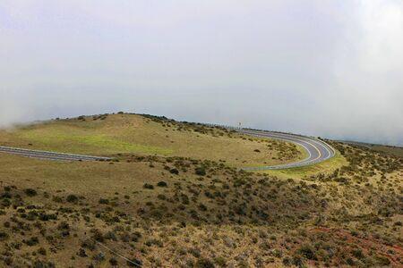 Mountain Road Stock Photo - 12177103