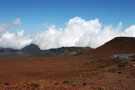 Beautiful Haleakala National Park Maui Island Hawaii photo