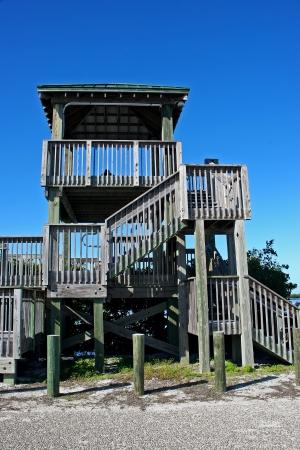 ding: Observation Tower Ding Darling Wildlife Refuge Sanibel