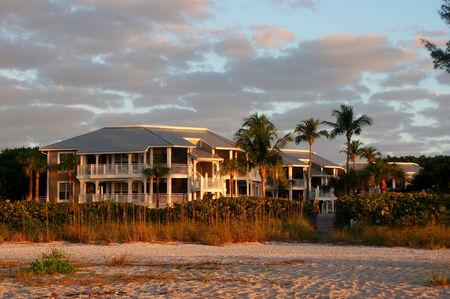 oceanfront: Oceanfront Beach Condominium Sanibel Island at Sunrise