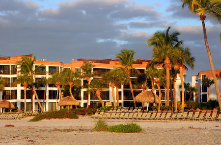 oceanfront: Oceanfront Beach Condominium Sanibel Island at Sunrise