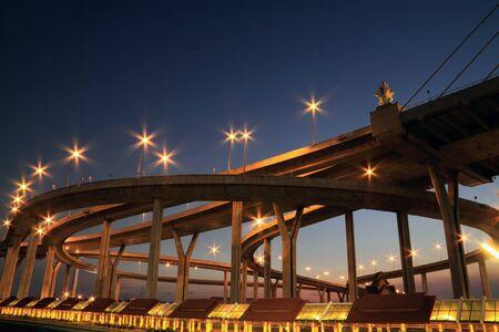 bridge in Thailand