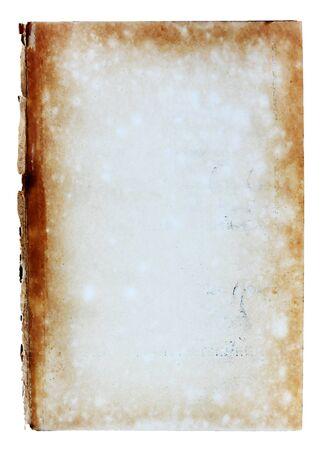 Grunge vintage old paper background Stock Photo - 8624345