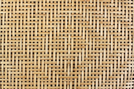 malacca: tessuto di bamb�  Archivio Fotografico