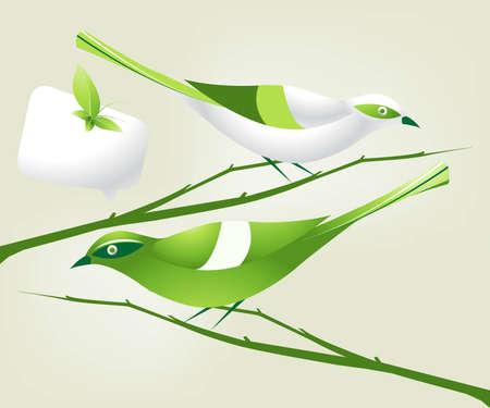 Fondo del concepto de medio ambiente y ecología.