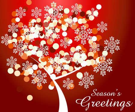 season greetings: Arri�re-plan de No�l et de nouvel an