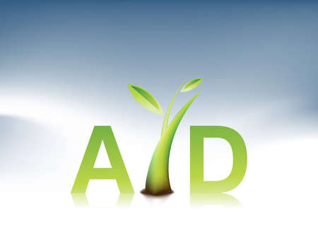 meaning: Ilustraci�n simple logotipo con verdadero significado.