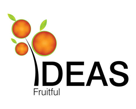 fruitful: Logo Design for fresh idea and how to be creative?
