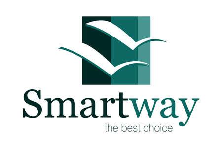 Logo Design for business company. photo