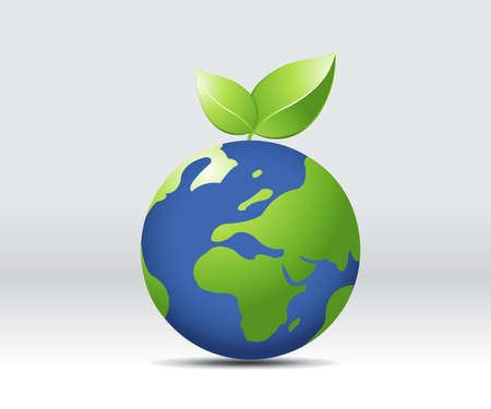 ozone friendly: Environmental and Ecology concept  background .