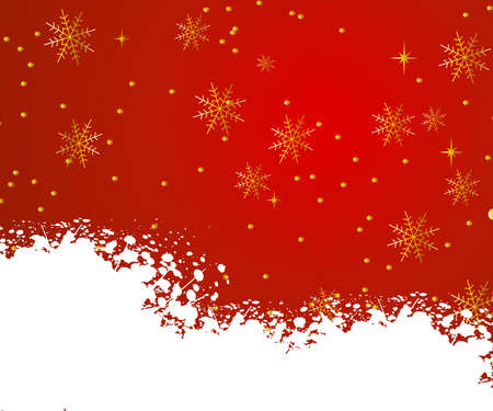 december: Background for new year and Christmas