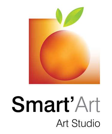 fresh idea: Logo Design for Art Studio.