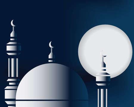 arabische letters: Islamitische illustratie