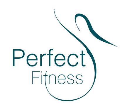 フィットネス クラブのためのロゴデザイン。