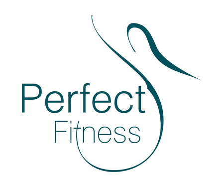 Logo Design for Fitness Club. Vector