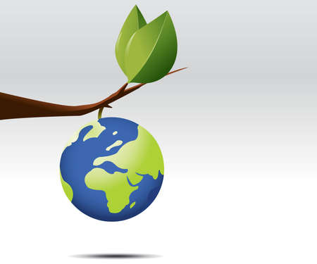 eco energy: Environmental and Ecology concept  background .