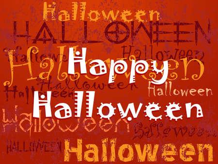 Halloween Concept  Vector