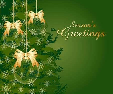fake christmas tree: Background for new year and Christmas