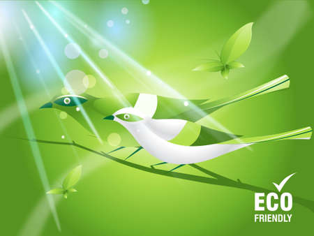Environmental and Ecology concept  background . Stock Photo - 8297936