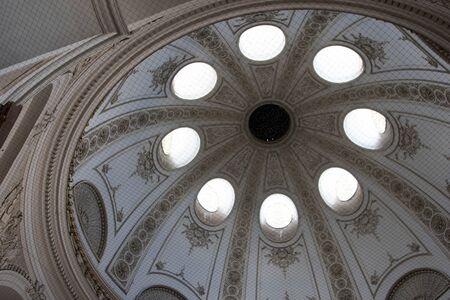 royals: Roof in Vienna passage in Hofburg