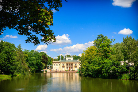 Palace on the Water, Lazienki Park