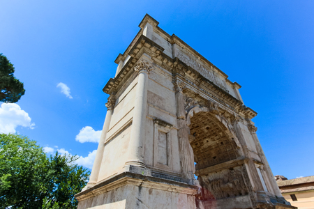 palatine: Famous Roman ruins in Rome