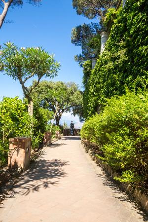 capri: Capri island in Italy
