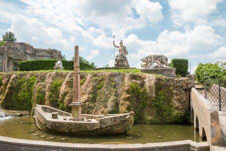 Villa d'Este in Tivoli, Italië