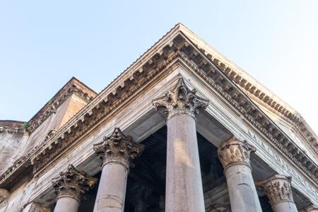 pantheon: Pantheon in Rome, Italy