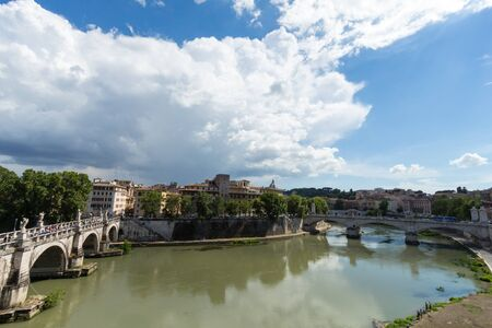 sant: Sant Angelo Bridge, Rome