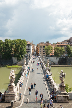 angelo: Sant Angelo Bridge, Rome
