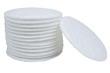 면봉 클리핑 패스와 흰 배경에 고립