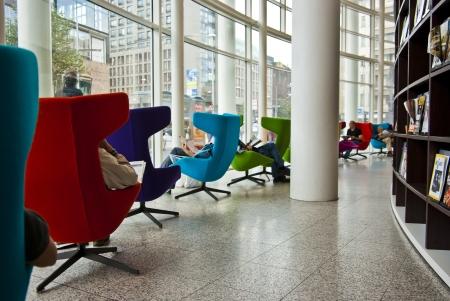 den: Den Haag Library Editorial