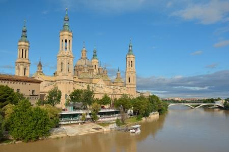 zaragoza: Basilica del Pilar  Pilar Cathedral Zaragoza
