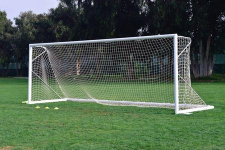 Arco football on green grass