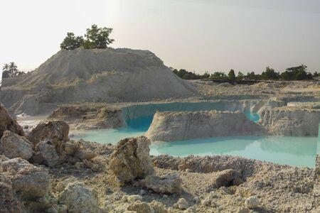 kaolin: Lake of Kaolin