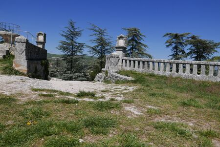 Walk around Forcalquier in the Alpes de Haute Provence, France