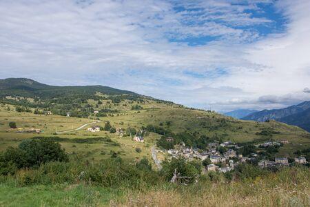 Entdeckung der östlichen Pyrenäen, ihrer Fauna und Flora, Region Frankreich Standard-Bild