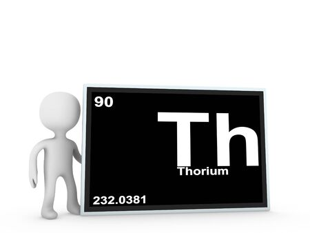 thorium panel  photo