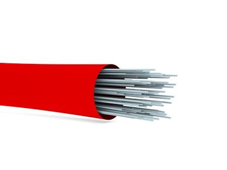 optic: optic fibers