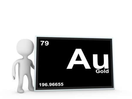 gold panel  photo