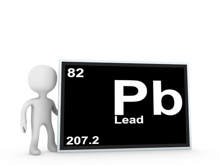 lead panel  photo