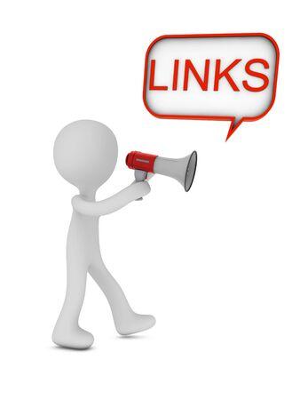 links message Stock Photo - 11778794