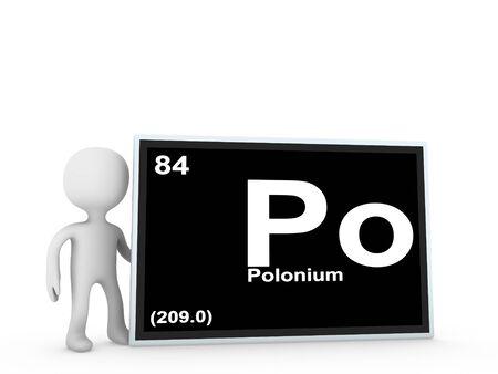 polonium panel  photo