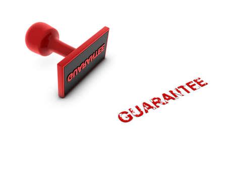 guarantee stamp Stock Photo - 13989862