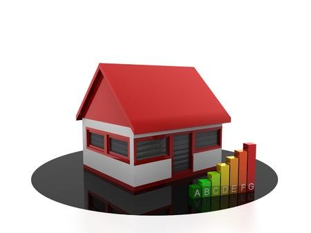 kwh: energy house